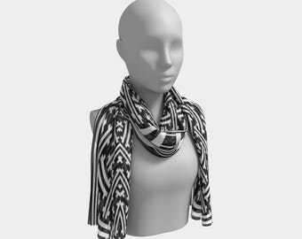 "Beautiful Scarf, Head Scarf, ""Empire, Made to order"""