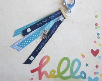Baby themed key holder