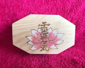 Reiki Themed Box