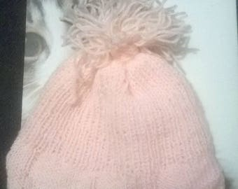 HAT HANDMADE FOR LITTLE GIRL