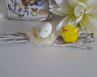 Easter table decoration, Easter table centerpiece