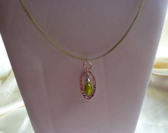 Genuine MURANO glass necklace