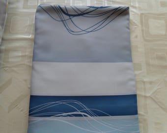 portable pocket or Tablet wave pattern