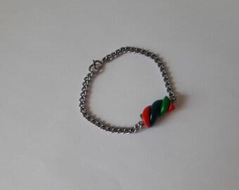 bracelet polymer jewelry