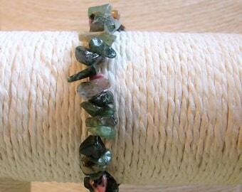 Elastic bracelet, Jasper