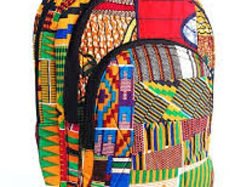 SHOPNANAGH AFRICAN BACKPACK