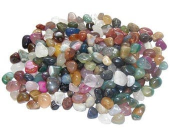 Set of 200g of Crystal gems