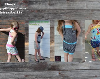 "EBook / sewing instructions ""Kay Poppi"""
