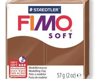 Fimo Soft 57 g - Caramel N 07 - Ref 68020007
