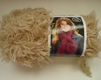 150g skein wool Sheila Soft of Schachenmayr - 7-8 needles - Beige