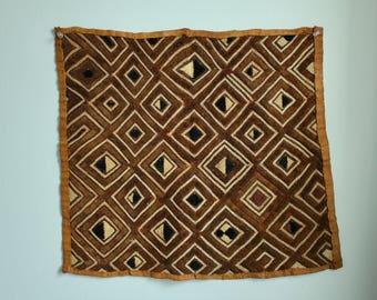 Antique Kuba Textile