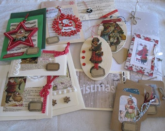 Enter, wholesale lots of cards, envelopes, decorations, Christmas