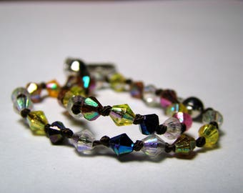 Baroque multicolored Beads Bracelet