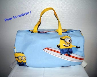 """MINION"" DUFFEL BAG"