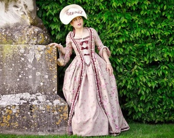 Dress in the French 18th century [to order]