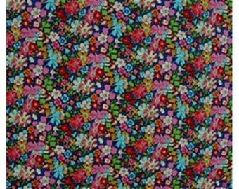patchwork liberty fabric multicolor refrblue260a