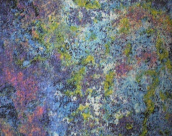patchwork fabric marbled multicolored 6690pb