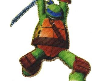 Leonardo Ninja turtles patch