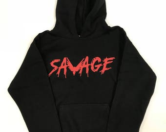 Logan Savage Kids Hoodie/Logan Savage Kids Sweater/Logan Paul Sweater/Logan Paul Hoodie/Logan Paul/Logan Paul Bird/Logan Paul Tee