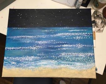 Effervescent Seascape