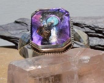 Dreamscape Timekeeper Sterling Silver Bracelet