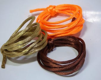 lot 3 m of 2.5 mm n1 rat tail cord