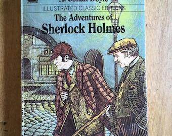 Sherlock Holmes, Moby  Books, 1983