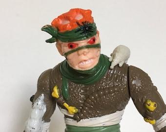 Rat King, Teenage Mutant Ninja Turtles. 1989