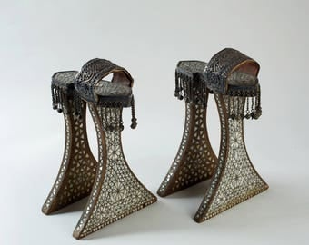 Damascene hammam sandals