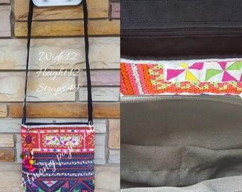 Batik bag Handmade  Shoulder purse bag