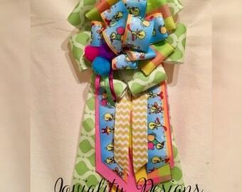 Tweety Bird Celebration Corsage//TweetyBird//LooneyTunes//Girls//Birthday//BirthdayOutfit