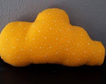 cushion cloud decoration bedroom theme mango star to customize