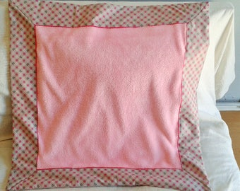 Baby Blanket Pink very soft