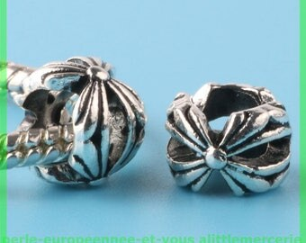 N196 European spacer bead for bracelet charms