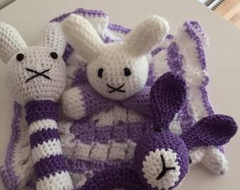 Baby shower gift Bunny