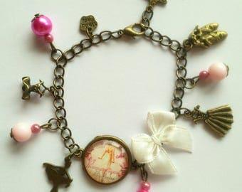 Bronze dancer bracelet classic charm