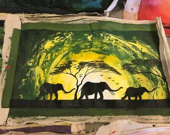 Paintings from Uganda
