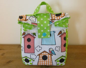 Bag snack for children