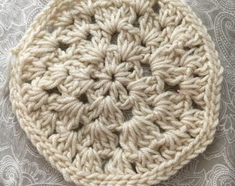 Crochet Doily Set of 2