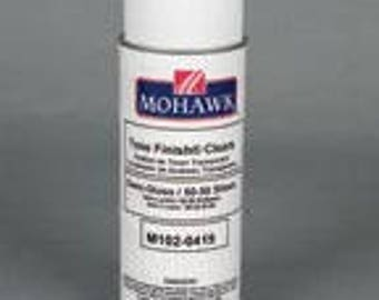 Tone Finish Clear Lacquer Flat