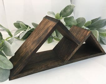 Mini Mountain Shelf