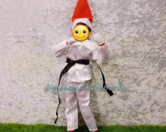 Elf Compatible Costume- Karate