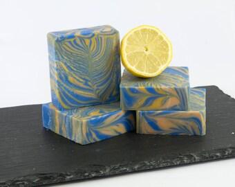 Bird of Paradise - Handmade soap
