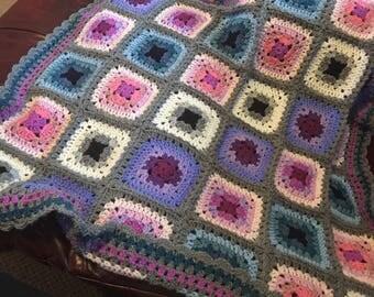 Crochet Baby/toddler blanket