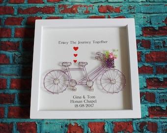 String Art   Gift for Couple   Wedding Gift   Housewarming Gift   Engagement Gift  