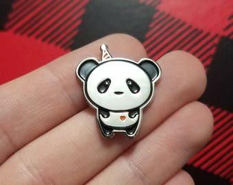 Panda Party Pin | Enamel Pin