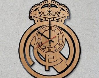 Real Madrid Decor Etsy