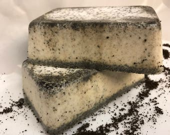 Cafe Latte Soap Bar with Goats Milk Handmade By SterlingSoapCo