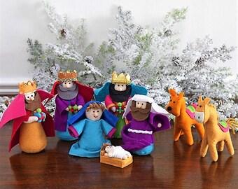 Raz Imports 6'' Nativity (Set of 8) RAZ3129437