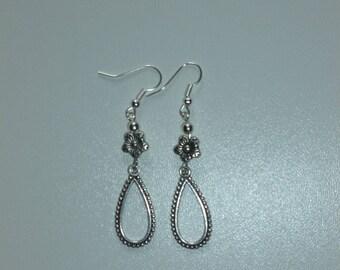 pretty charm earrings